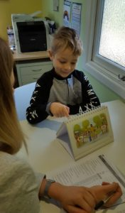 Lucas and Laura - Speech pathology assessments for children