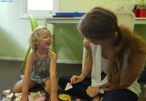 Speech Therapy Child