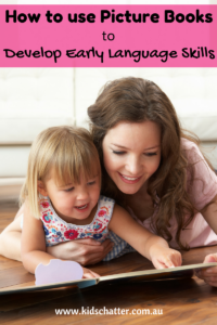 8 ways to use picture books to help develop early language skills
