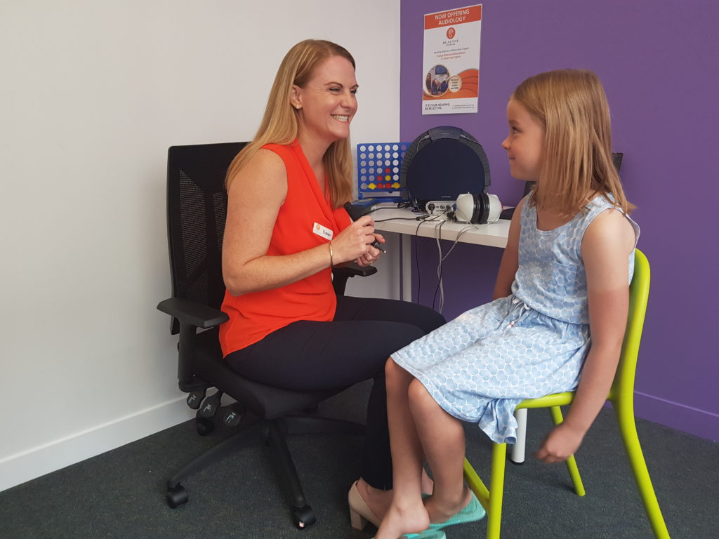 Hearing tests for children Selective Hearing and Kids Chatter Speech Pathology